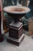 Original cast iron champagne urn.jpeg